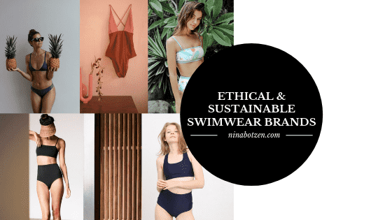 Ethical and sustainable swimwear brands to check out this summer